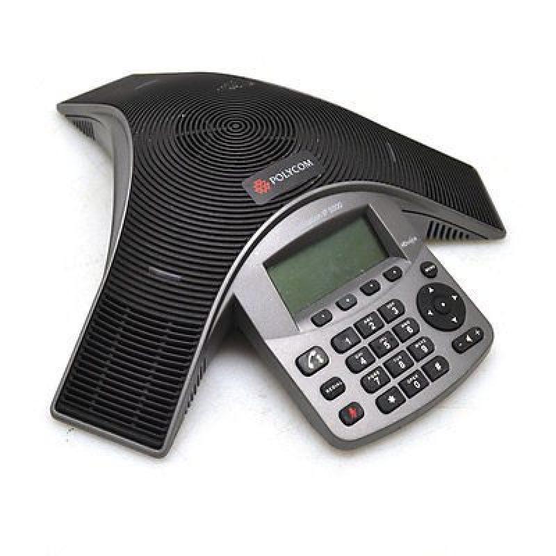Polycom Soundstation IP 5000 Conference Bridge with POE