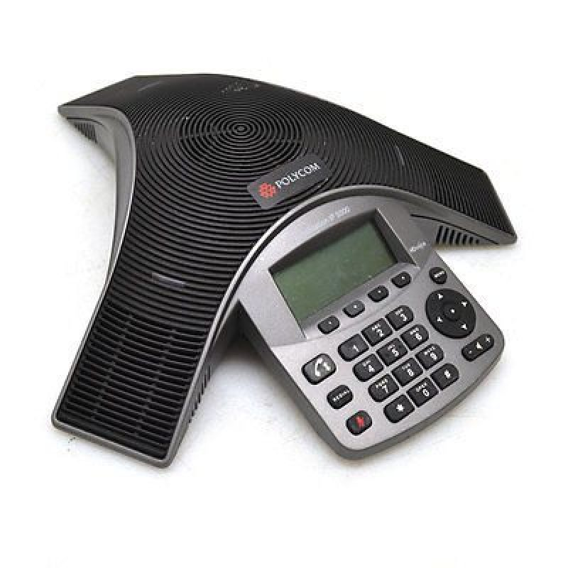 Polycom Soundstation IP 5000 Conference Bridge with POE