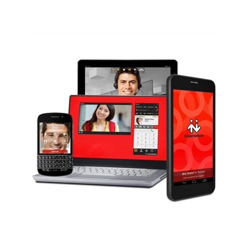 BRIA - SoftPhone Client