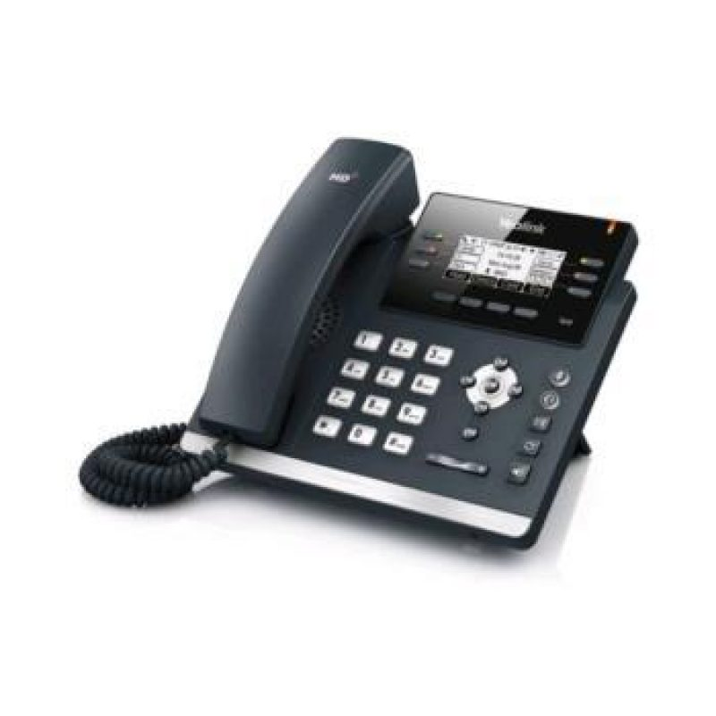 Yealink T42G IP Handset Gigabit Ports with POE
