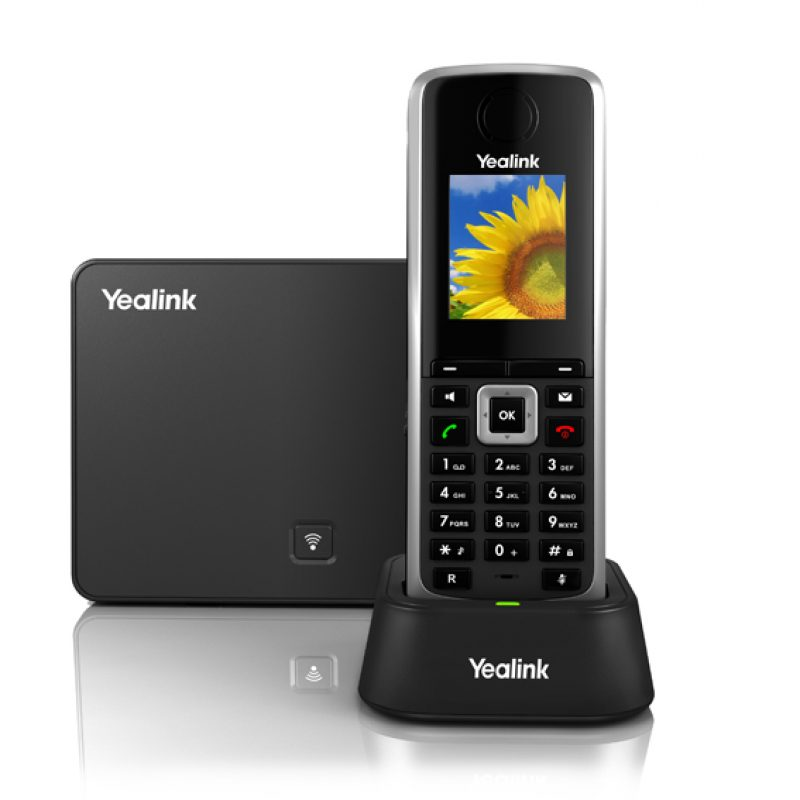 Yealink W52P Base Station plus 1 Dect IP Handset