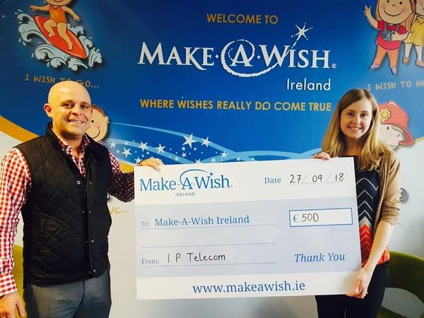 IP Telecom Make A Wish