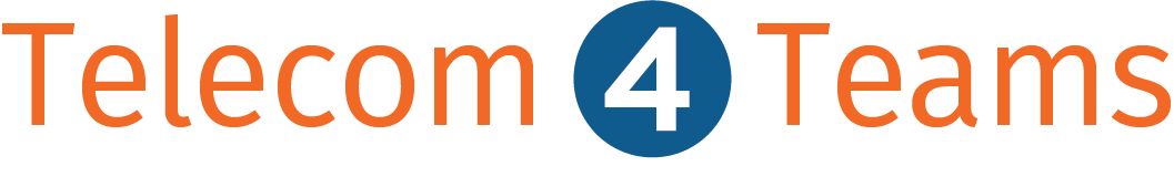 Telecom4Teams Logo
