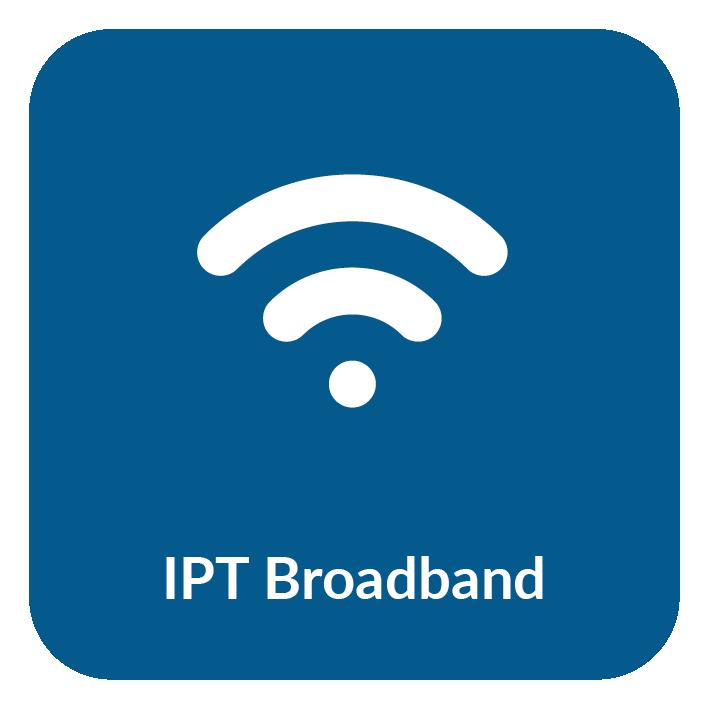 IPT Broadband Icon