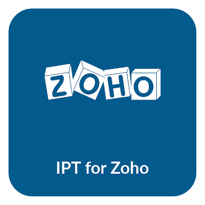 IPT for Zoho Integration