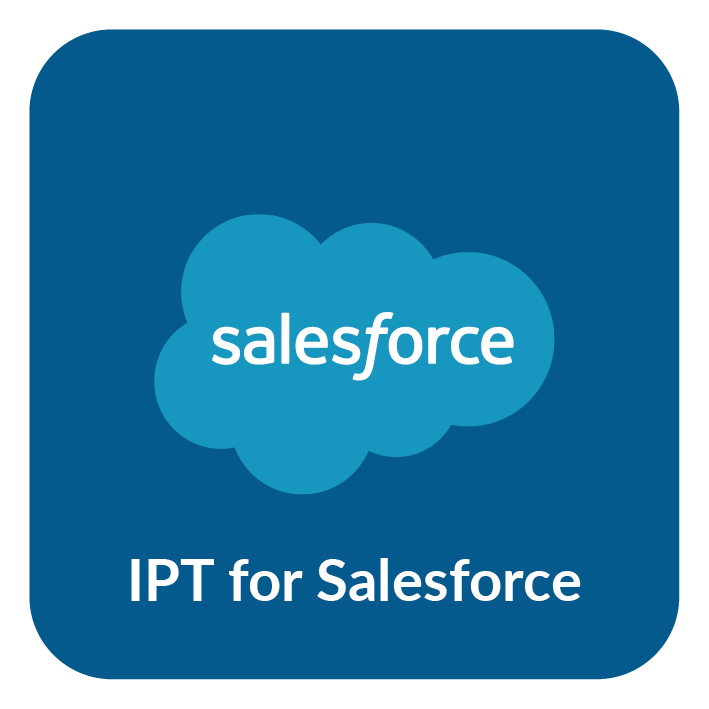 IPT for Salesforce Icon