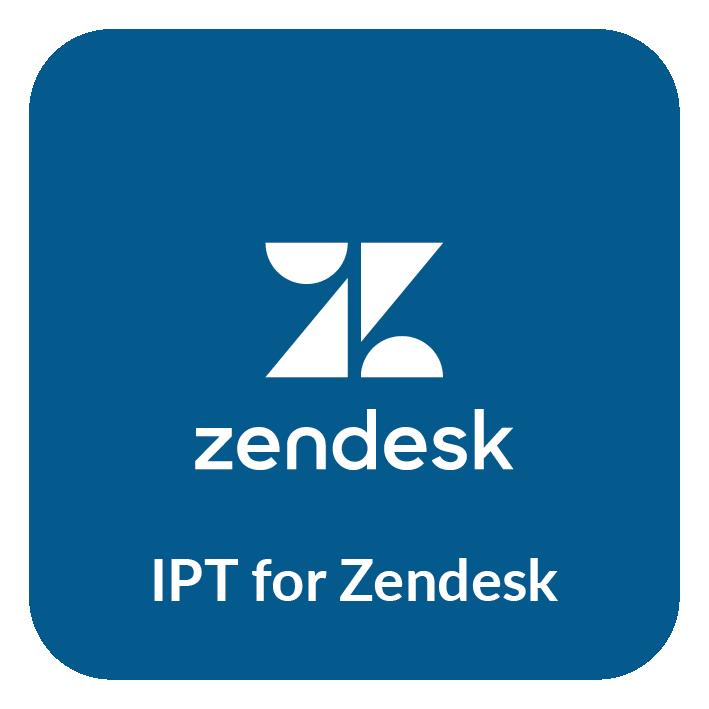 IPT for Zendesk Icon